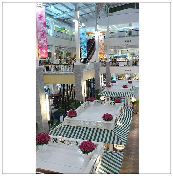 泰國華欣market village 百貨公司