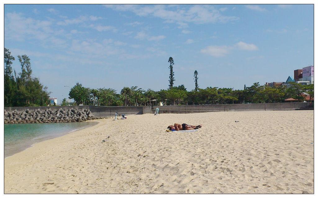 沖繩波上宮海灘