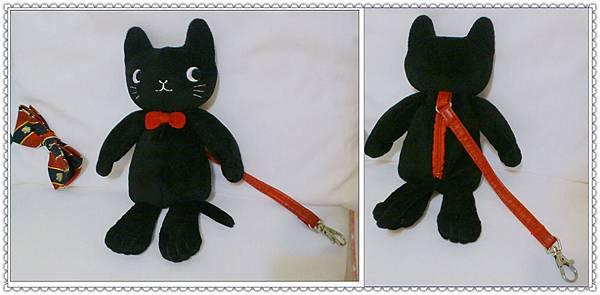 沖繩戰利品小黑貓