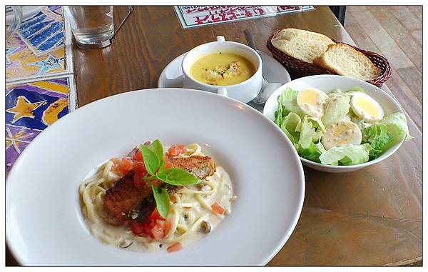 沖繩地中海 CASALATIDA 餐廳