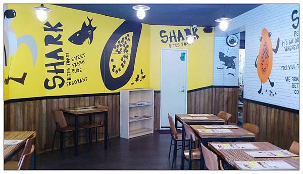 鯊魚咬土司錦州店