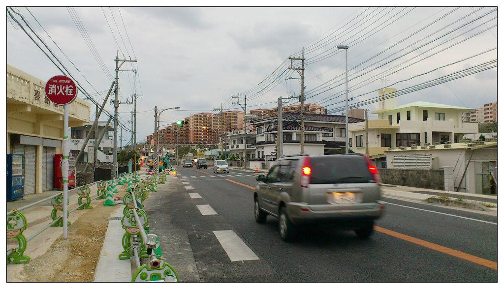 沖繩恩納-街景