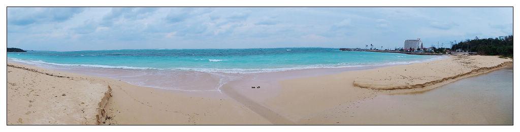 沖繩恩納-冨着海灘