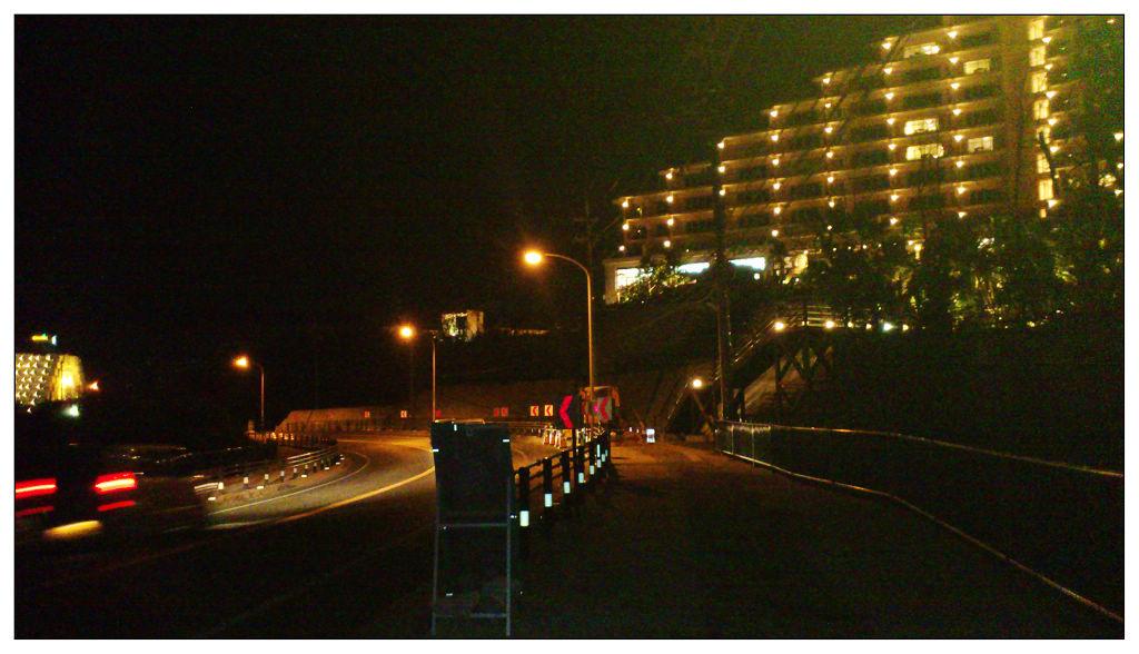 沖繩恩納街景