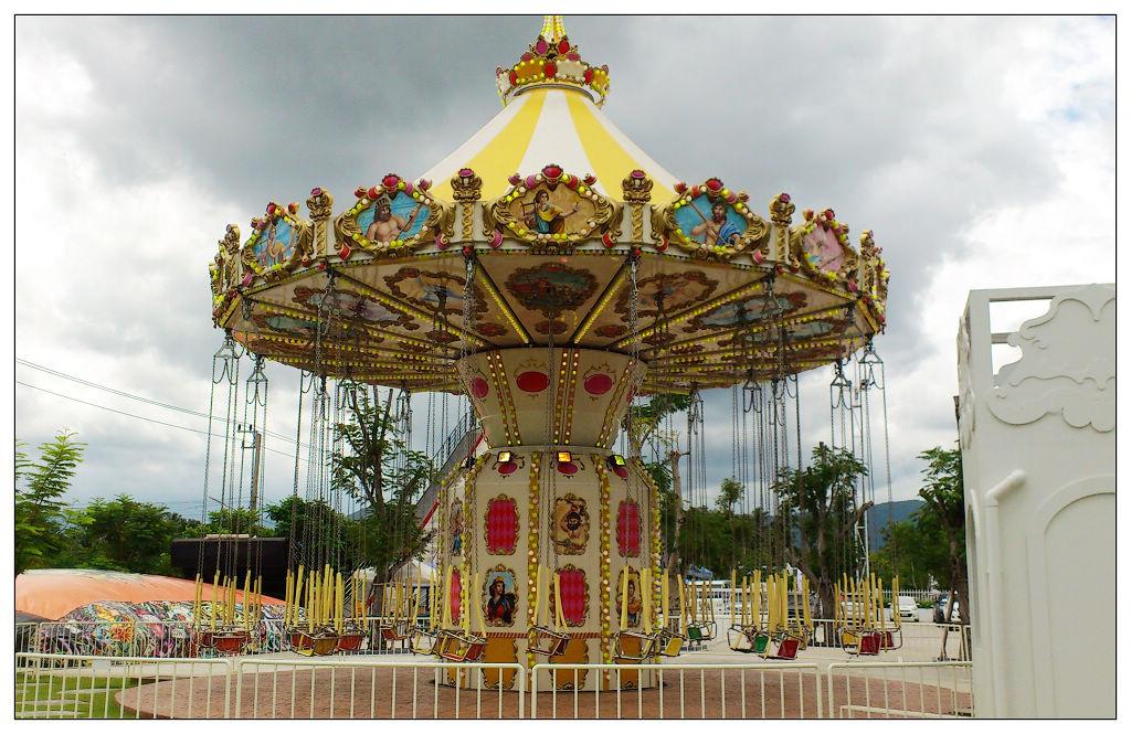 泰國華欣聖托里尼樂園