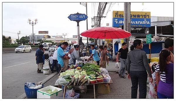 泰國黃昏市場