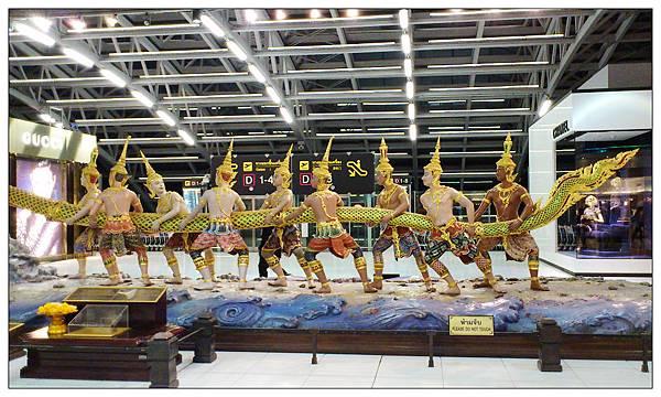 泰國曼谷機場