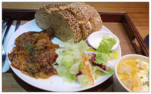 小巴黎人麵包製作所&餐廳