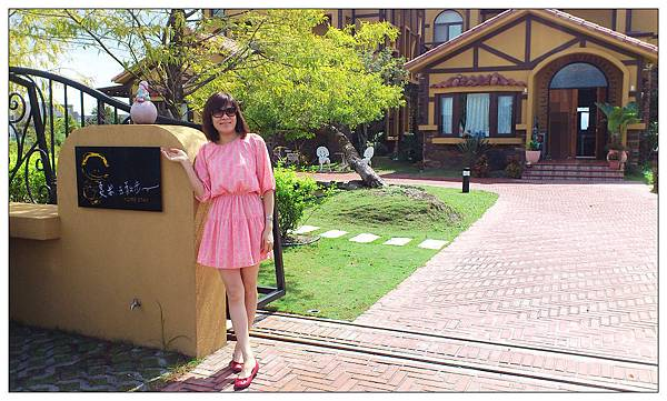 宜蘭-夏米去散步-民宿