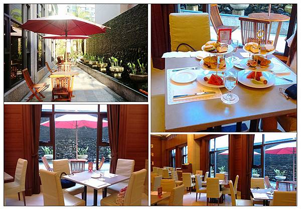 林口福容大飯店下午茶