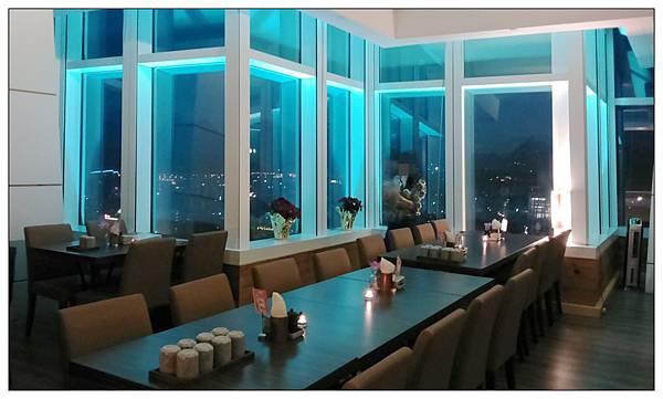 台北101的35階日本料理