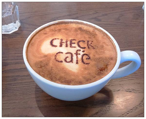 CHECK CAFE'
