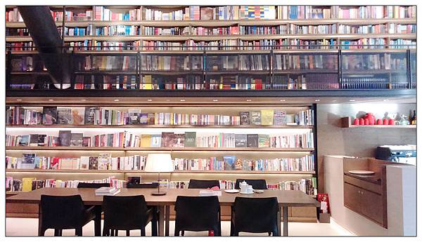 誠品行旅(飯店) The Lounge 咖啡廳