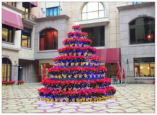 東方文華聖誕樹