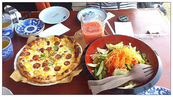 沖繩-花人逢海景餐廳