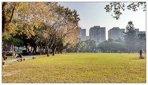 榮星花園草地