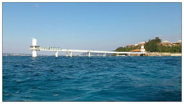 沖繩 海中展望台