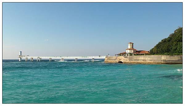 沖繩 玻璃船