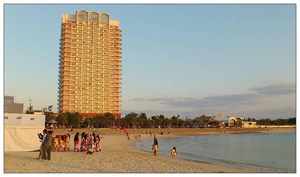 沖繩飯店 THE BEACH TOWER