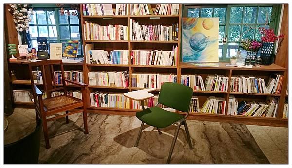閱樂書店-台北松菸店(咖啡館)