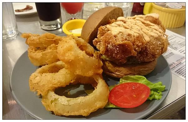 COZI BURGER 可喜漢堡