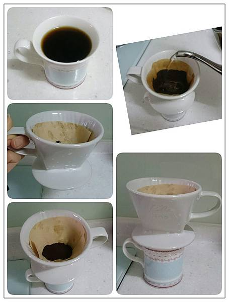 自己手沖咖啡