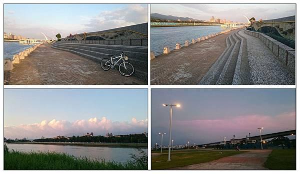 大佳河濱公園自行車道