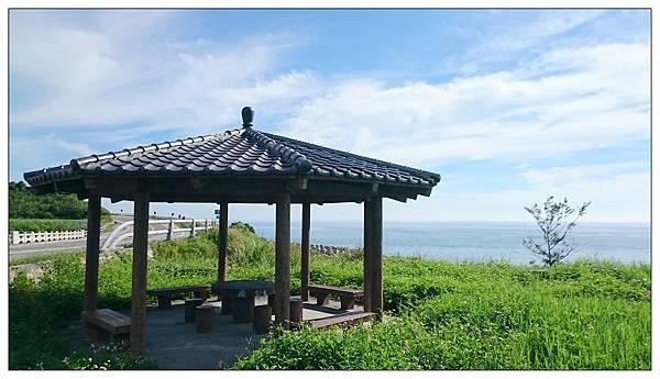 台東長濱-烏石鼻漁港旁海灘