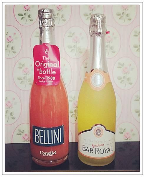 水果氣泡酒