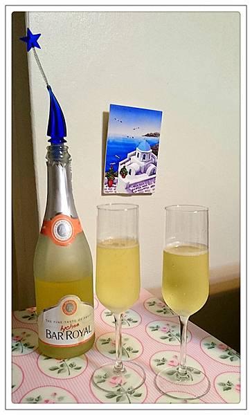 荔枝氣泡酒