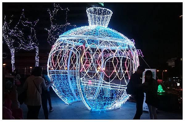 信義區聖誕裝飾南瓜