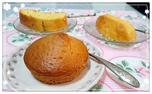 自製雞蛋糕