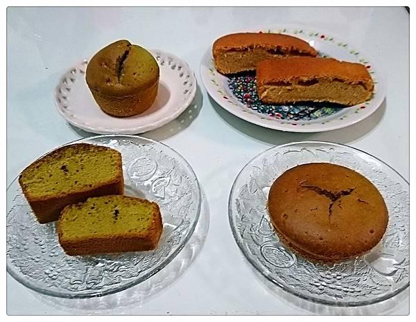 自做雞蛋糕