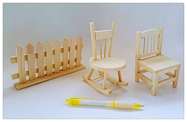 DIY手作迷你椅子