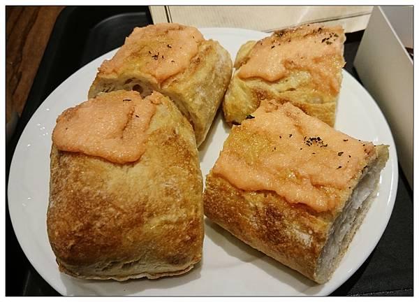 PAUL 明太子麵包