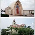 沖繩萬座ANA全日空洲際飯店內教堂