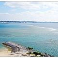 沖繩北谷美國村落日海灘