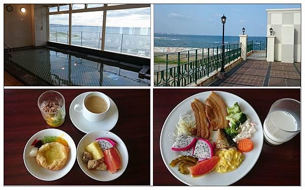 沖繩北谷VESSEL飯店湯池及早餐