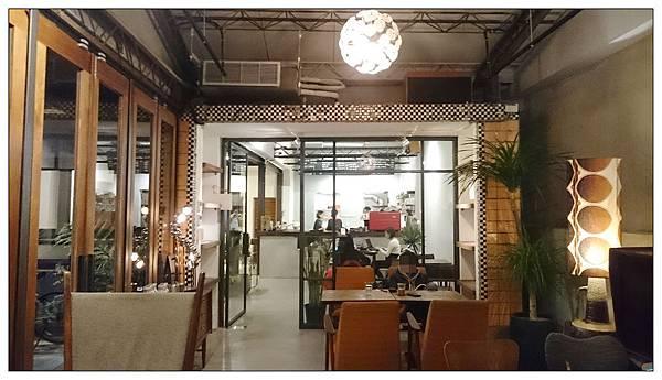 苔毛.咖啡館.(台北)