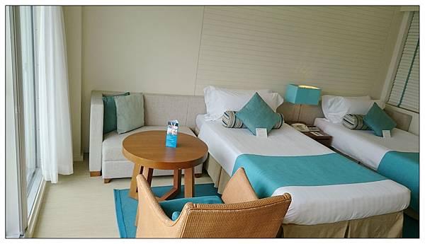 沖繩ANA全日空萬座海濱洲際飯店