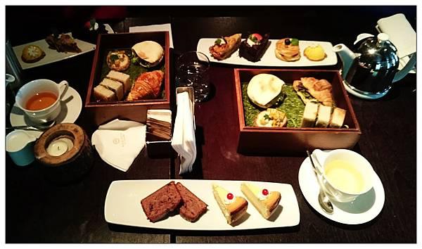 台北慕軒飯店URBAN 331下午茶