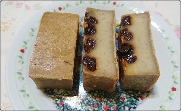 香蕉葡萄乾蛋糕