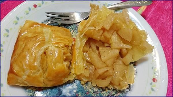 自烤蘋果派
