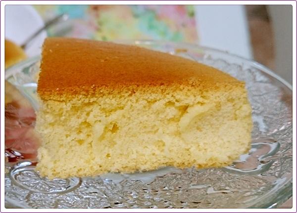 自烤海綿蛋糕