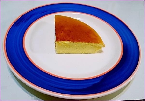 自烤起司蛋糕
