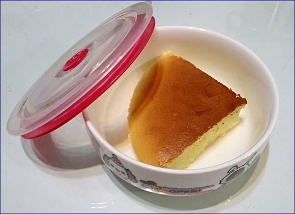 自己做的起司蛋糕