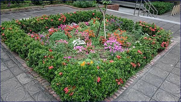社區裡的小花園