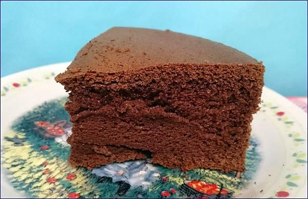 自做巧克力蛋糕