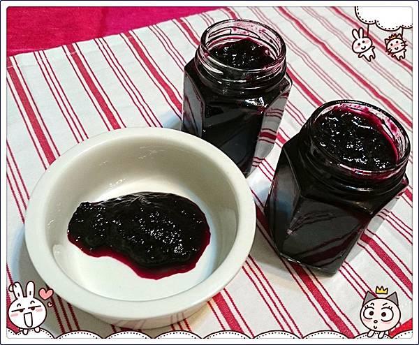 自做藍莓果醬