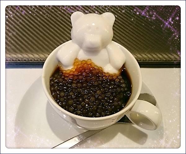 -椰奶咖啡凍-舒果餐廳
